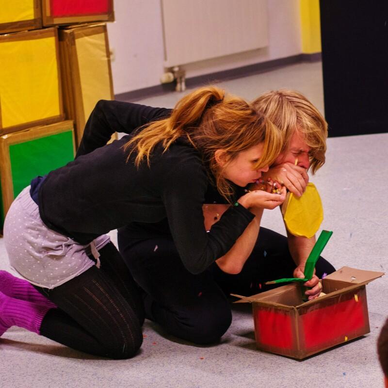 Bambini Island - Kindertheater und Kunstworkshop ab 4 J.