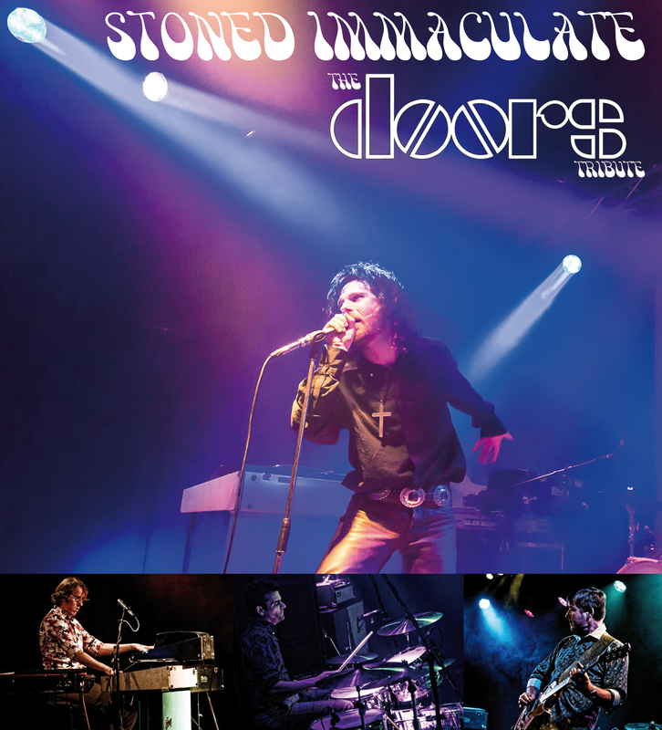 Stoned Immaculate – the Doors tribute