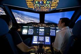 Bild: A380 Flugsimulator - Du bist der Pilot | PREMIUM TICKET 90 Min.