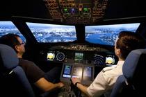 Bild: A380 Flugsimulator - Du bist der Pilot | ANTENNE FRANKFURT H�RERTICKET 90 Min.