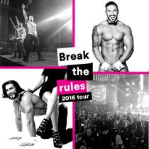 Bild: CHIPPENDALES - Break The Rules Tour 2016
