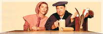 Bild: Mit Luthers Essen - Men� & Kultur bei Nacht zur Reformation