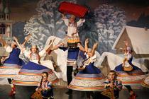 """Bild: IVUSHKA """"Die Russische Weihnachtsrevue"""""""