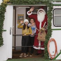 Bild: Nikolausfahrt - Sonderfahrten 2016 - Es weihnachtet sehr!