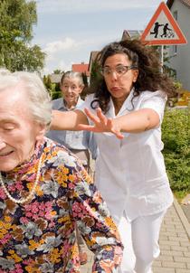 Bild: Pflege lieber ungew�hnlich