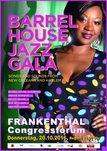 Bild: Barrelhouse Jazz Gala 2016