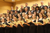 Bild: W�rzburger Chorsinfonik: Frank Martin - Weihnachtsoratorium