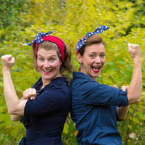 Bild: Altweibersommer - 2 Frauen im Auftrag der Hormone - Kabarett mit Suse und Fritzi