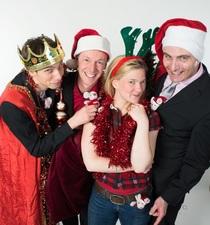 Bild: Springmaus - Merry Christmaus - Wir sind Weihnachten