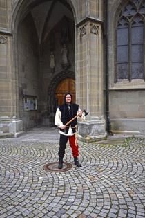 Bild: Mit der Laterne auf Spuren d�sterer Geschichte(n) - Stadtf�hrung in Konstanz