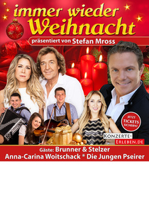 """Bild: """"immer wieder Weihnacht 2016"""" - pr�sentiert von Stefan Mross"""