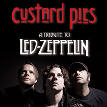Bild: Custard Pies - A Tribute To Led Zeppelin
