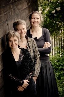 Bild: Trio Vivente und Sylvie Altenburger