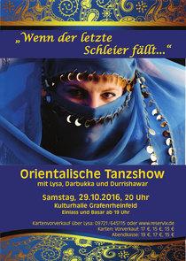 Bild: Wenn der letzte Schleier f�llt... - Orientalische Tanzshow