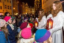 Bild: Weihnachtsmarkt Uelzen