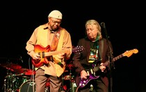 Bild: Larry Garner � Bluesman  meets Norman Beaker & friends - Louisiana � Blues aus Baton Rouge