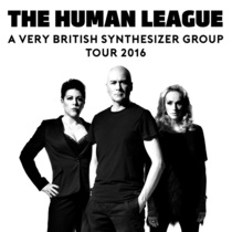 Bild: The Human League - A Very British Synthesizer Group Tour 2016