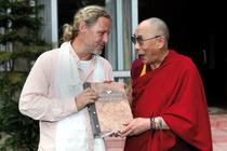 "Bild: Multivisionsshow ""Meine Reise zum Dalai Lama"""