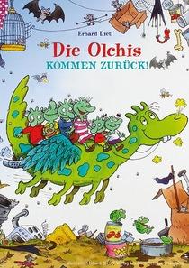 Bild: Die Olchis kommen zur�ck!