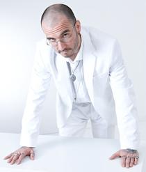 Bild: Dr. Mark Benecke - Kriminalf�lle am Rande des M�glichen