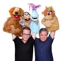 Bild: Pfoten Hoch! - Die Puppen - Impro - Show