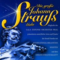 Bild: Die gro�e Johann Strau� Gala - Mitglieder des Gala Sinfonie Orchester Prag pr�sentieren:  unsterbliche Arien und Duette der Strau� Familie
