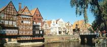 Bild: Salz- und Hansestadt L�neburg mit Stadtrundgang