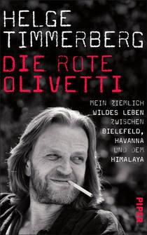 Bild: Helge Timmerberg - Die rote Olivetti