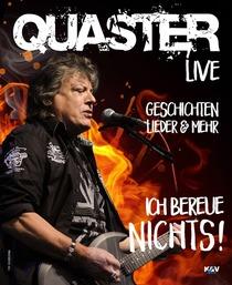 """Bild: Quaster - live """"Ich bereue nichts"""" - Geschichten, Lieder und mehr"""