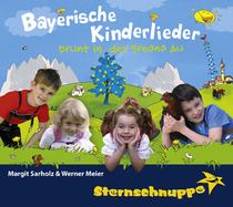 Bild: Sternschuppe: Bayerische Kinderlieder