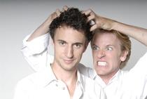Bild: Ass-Dur: 1. Satz - Pesto - Musik-Comedy mit zwei Tastenl�wen auf h�chstem Niveau