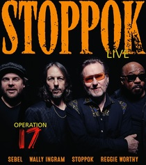 Bild: STOPPOK mit Band - OPERATION 17 live