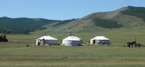 Bild: Mongolei und Sibirien