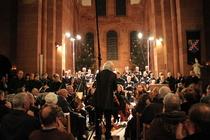 Bild: Weihnachtsoratorium von Johann Sebastian Bach - Kantaten 1 bis 3 in der Zisterzineser Abteikirche Eu�erthal