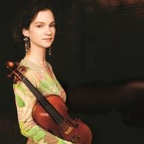 Bild: Hilary Hahn | Violine | Leonard Slatkin | Dirigent | Orchestre National de Lyon