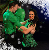 Bild: DANCEPERADOS - Spirit of Irish Christmas Tour