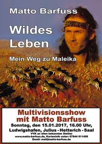 Bild: Matto Barfuss - Wildes Leben - Mein Weg zu Maleika
