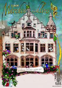 """Bild: CLACKm�rchenschloss """"Schneewei�chen und Rosenrot"""""""