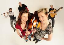 Bild: Cara - A new breeze in Irish Music - Yet We Sing - Tour