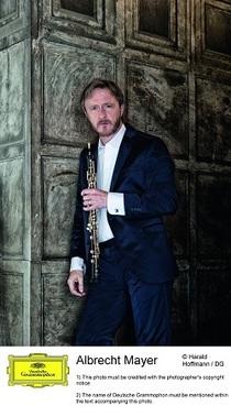 Bild: Albrecht Mayer & W�rttembergische Philharmonie Reutlingen
