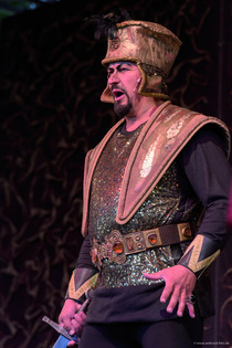 Bild: Nabucco - Festspieloper Prag