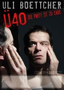 """Bild: Uli Boettcher mit """"�40- Die Party ist zu Ende!"""""""