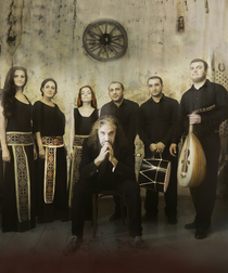 Bild: JOHN HODIAN & THE NAGHASH ENSEMBLE      Armenien