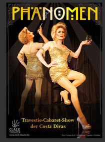 """Bild: Travestie Cabaret Show der """"Costa Divas"""" """"Ph�nomen"""""""