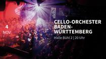 Bild: Konzert 6 - Cello-Orchester Baden-W�rttemberg