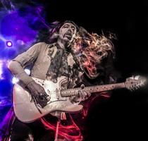 Bild: Randy Hansen & Band - support: Rock Class