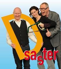 """Bild: Leipziger Pfefferm�hle: """"D saster"""" - Aktuelles politisches Kabarett"""