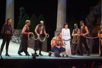 Bild: Die Zauberfl�te - Oper von Wolfgang Amadeus Mozart - Budapester Operntheater