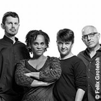 Bild: C�cile Verny Quartet - Vocal, Mainstream, Jazz Et Soul