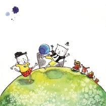 Bild: Matze, M�tze & der blaue Ball